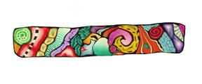 Millefiori Mosaic for Bracelet