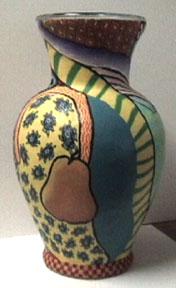 Color Vase 3