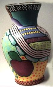 Color Vase 2