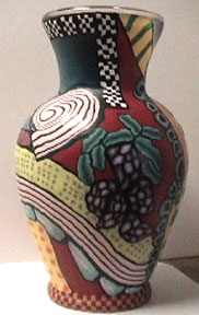 My First Covered Vase 2001
