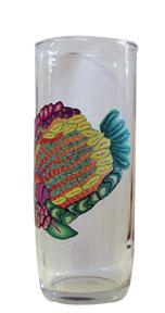 Fish Vase Side Front