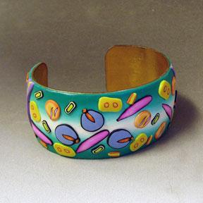 Skinner Blend Cuff Bracelet
