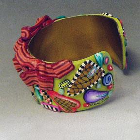 Redheaded Bracelet side