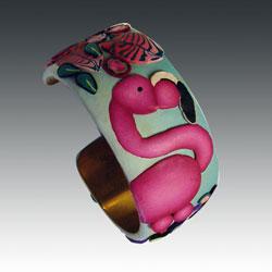 Flamingo Bracelet