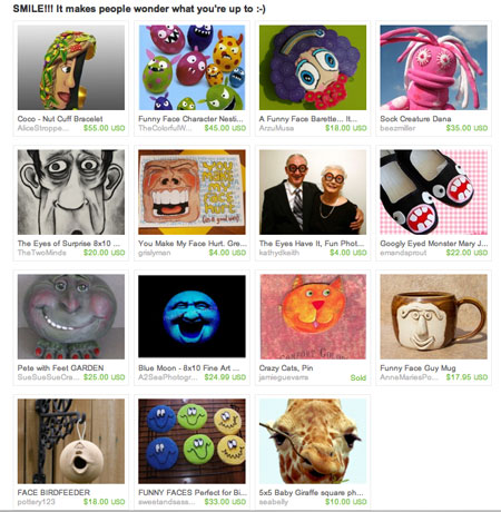 Etsy Treasury - by Skywind