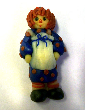 Raggedy Ann - 1980 Something