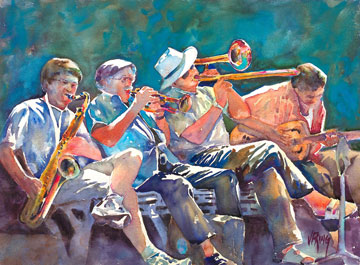 Boys in  the Band - Janet F. King