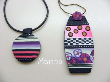 Marina - Beads F.O.B. Class - Alice Stroppel