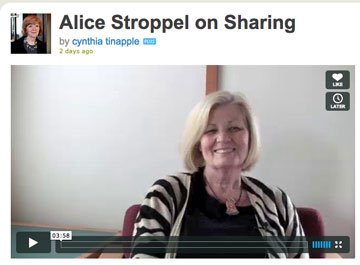 StudioMojo-video - Alice Stroppel