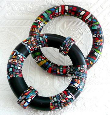 Bracelets by Randee M Ketzel