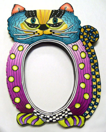 Cheshire Cat's Cousin
