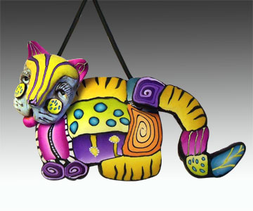 Cat - Alice Stroppel - Polymer