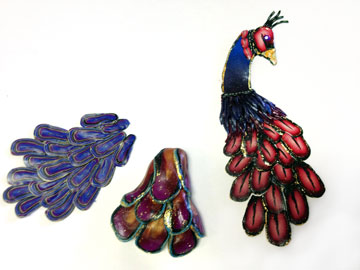 peacock prototypes
