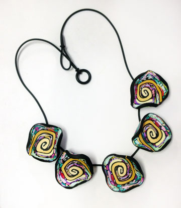 Stroppel Cane Necklace