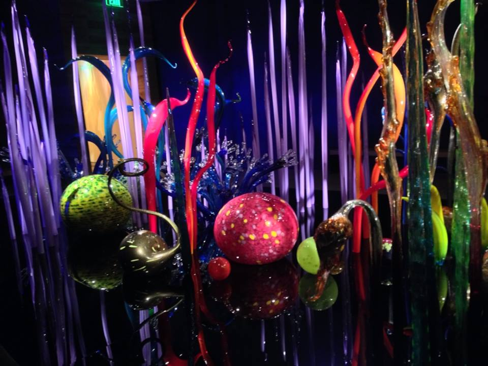 Chihuly St Pete