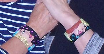 Chrissie Baker Alice Stroppel profile Bracelets 2014