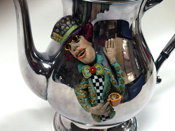 Alice Stroppel Mad Hatter