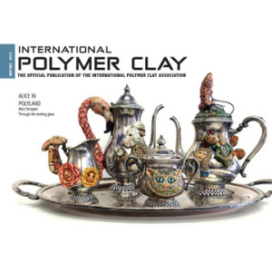 IPCA International Polymer Clay  Nov. - Dec. 2015